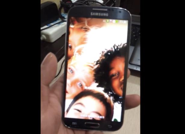 Samsung Galaxy S IV leak