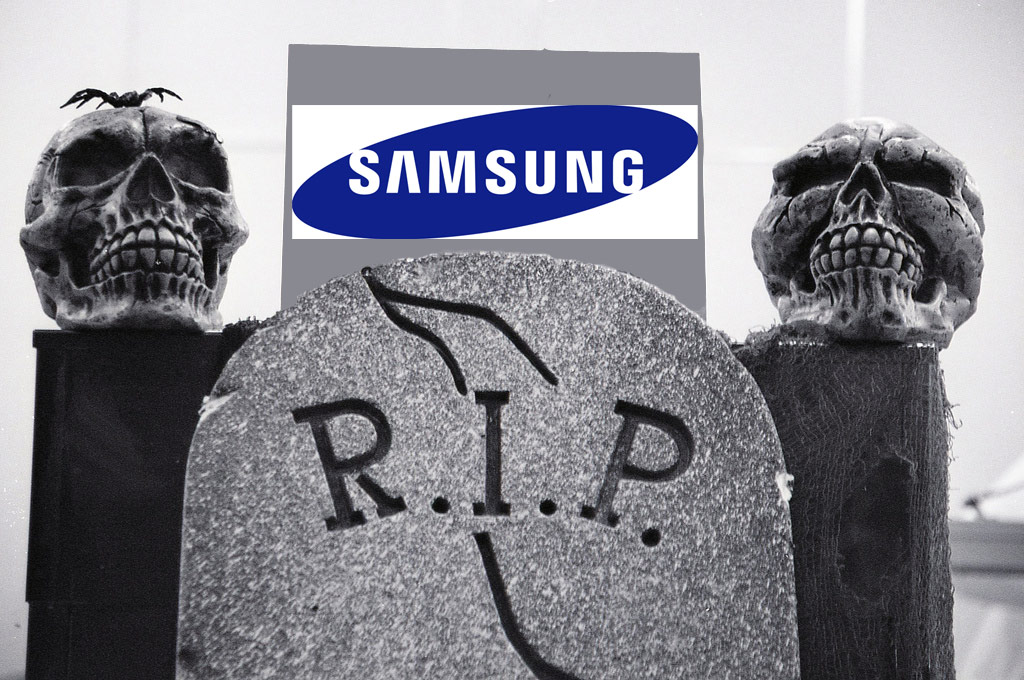 samsung-RIP