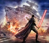 Star Wars: The Force Unleashed is one of the games in the bundle.