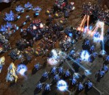 StarCraft 2 in action.