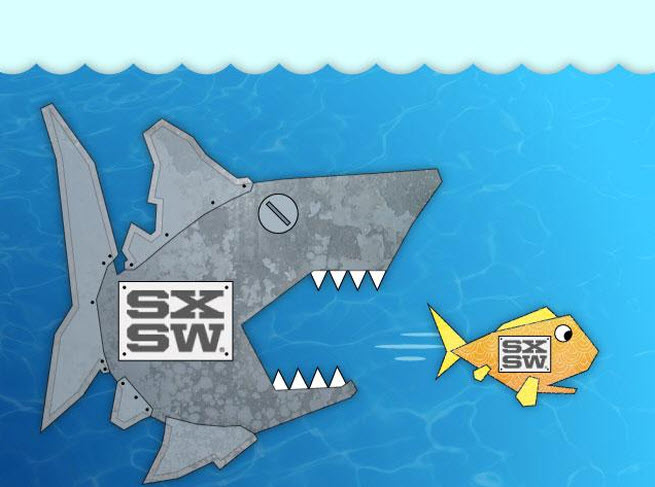 sxsw shark