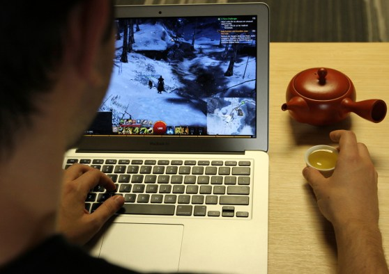 Tea-and-Gaming