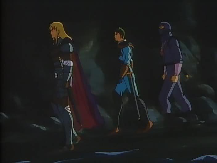 Wizardry OVA