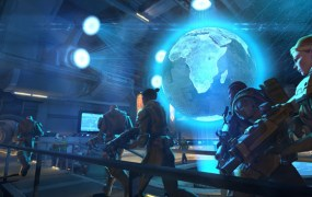 XCOM: Enemy Unknown in action.