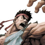 Street Fighter X Tekken Ryu