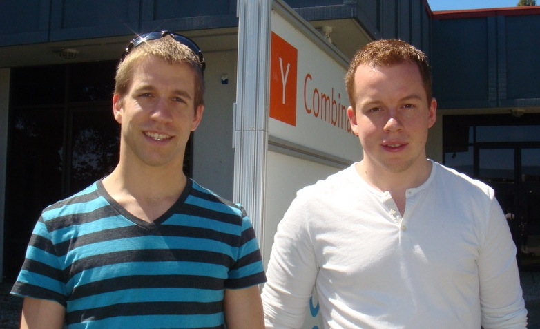 Aaron Grant and Stephen Lake of Thalmic Labs, a Y Combinator company