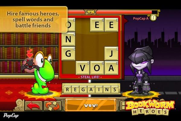PopCap EA Electronic Arts iPad iPhone mobile
