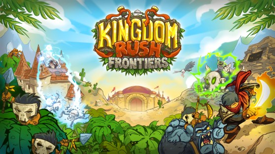 Kingdom Rush Frontiers - main art