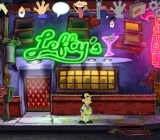 Exterior shot of the familiar Lefty's bar.
