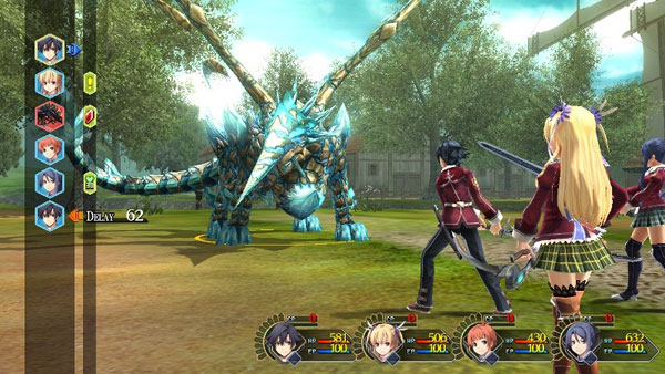 Trails in the Flash screenshot 1
