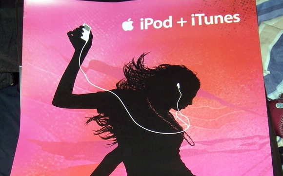 iTunes poster