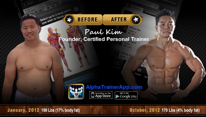 paul kim alpha trainer
