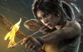Tomb Raider is one of the games available on the Shinra cloud-gaming platform.
