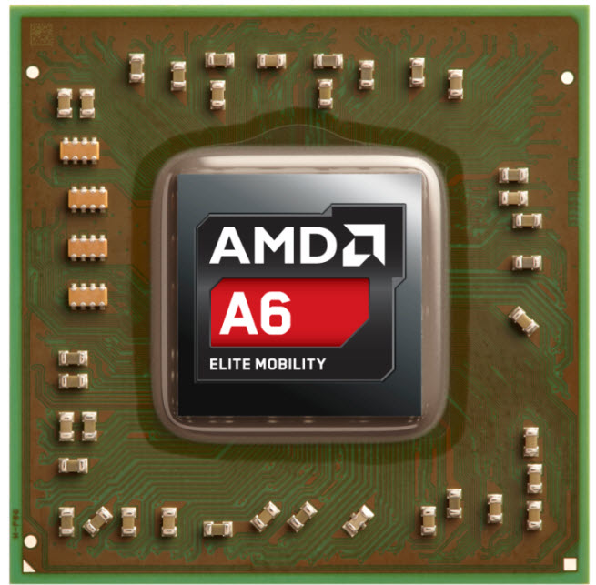 amd a6 elite mobility