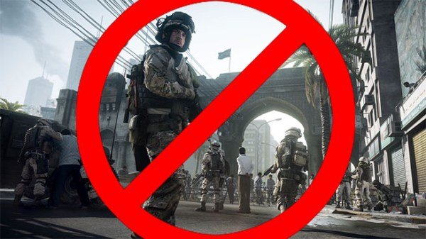 Denial of service on BF3