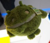 Plushie at the Google Store
