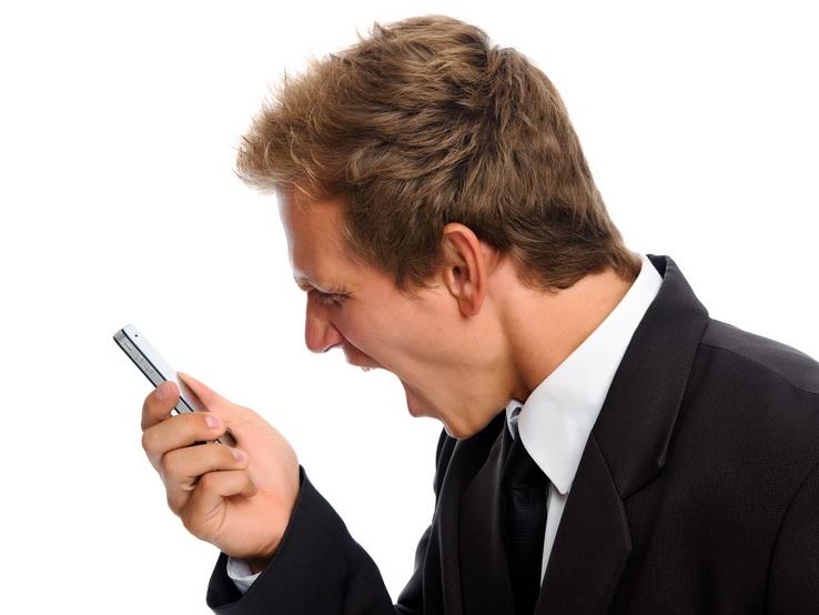 In-app customer service