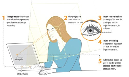 Tobii-eye-tracking