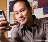Zappos chief executive Tony Hsieh