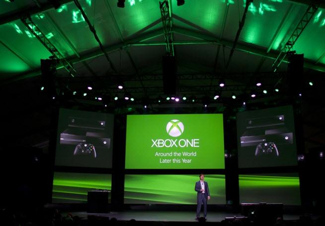 Xbox One intro