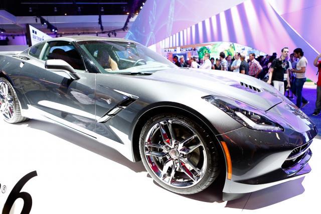 Gran Turismo 6 Corvette