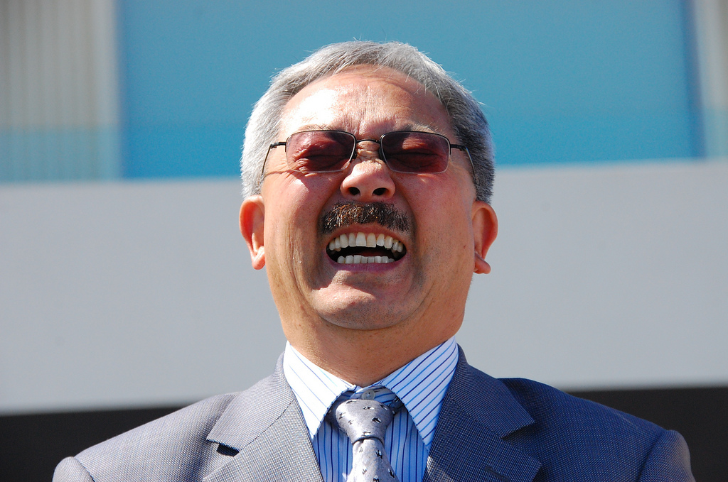 Mayor Lee