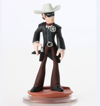 The Lone Ranger playset
