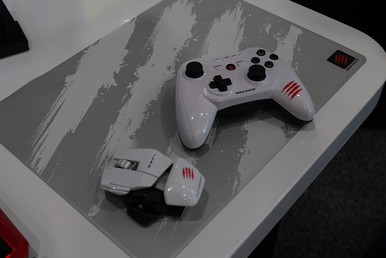 Mad Catz Android microconsole