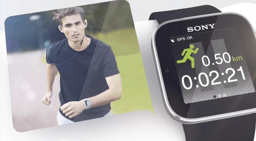 sony smartwatch iwatch