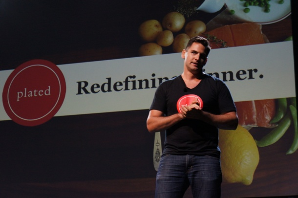 Plated CEO Nick Taranto