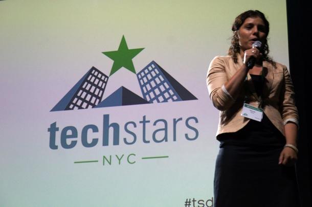 TechStars NYC Program Manager Nicole Glaros