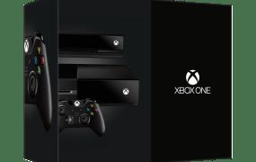 Xbox One_box
