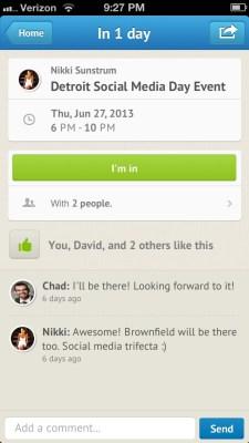 3 UpTo Event Details