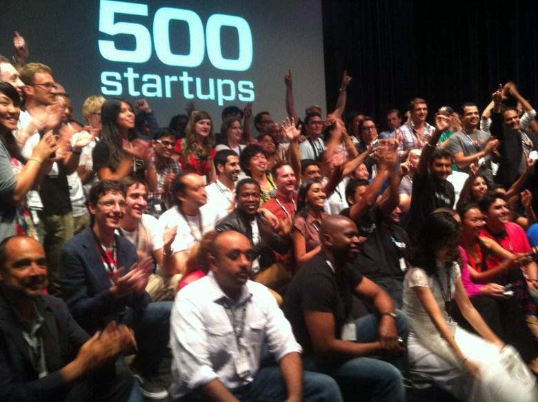 500 startups
