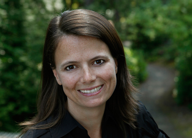 Microsoft CFO Amy Hood.