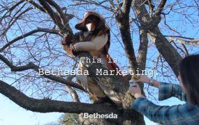 Bethesda's recent hire has nine lives.