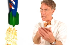 Legendary science guru Bill Nye