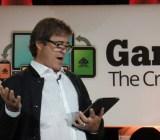 Bing Gordon at GamesBeat 2012.