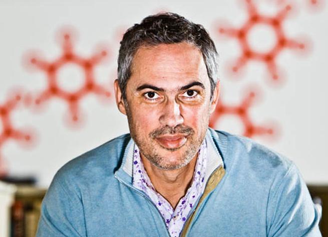 Tidemark CEO Christian Gheorghe