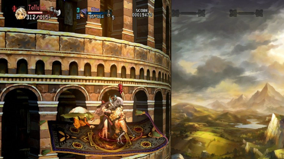 Dragon's Crown Mage's Tower