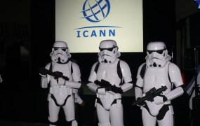 ICANN domains protected by Stormtroopers