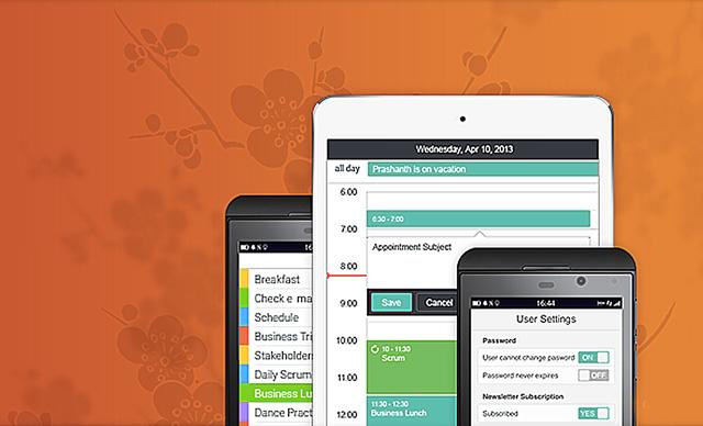 kendo-UI-flat-apps