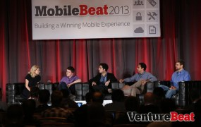 Execs from Stripe, Pocketchange, Braintree, and PayPal talk mobile payments during the second day of MobileBeat 2013.
