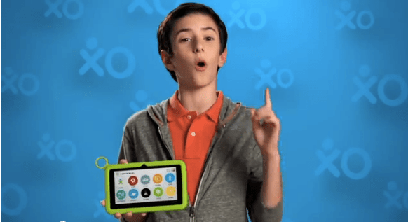 The XO, One Laptop Per Child's new tablet for kids.