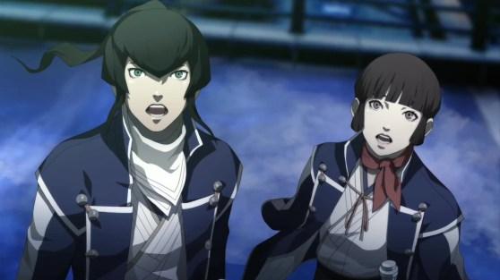 Protagonist Shin Megami Tensei IV