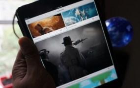 Riffsy's iPad app