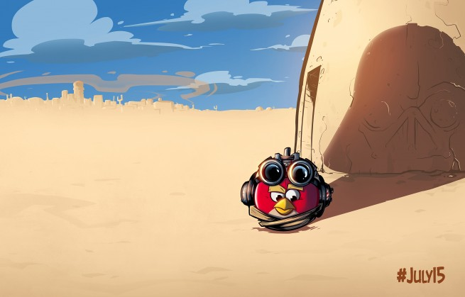 Star Wars Angry Birds