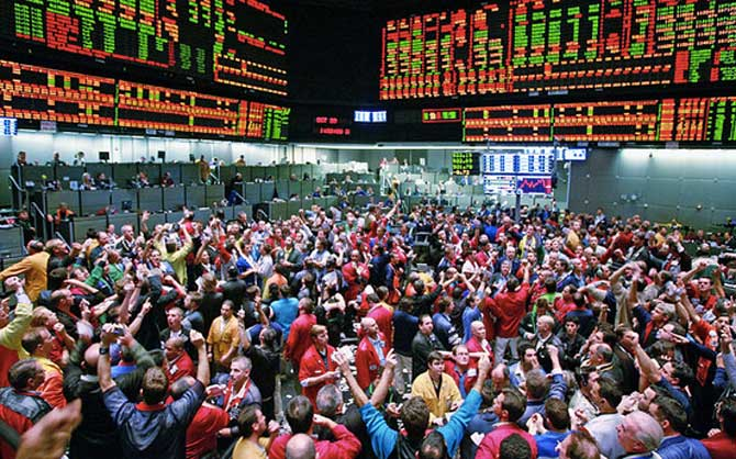 Numenta's Grok for Stocks monitors stock market anomalies.