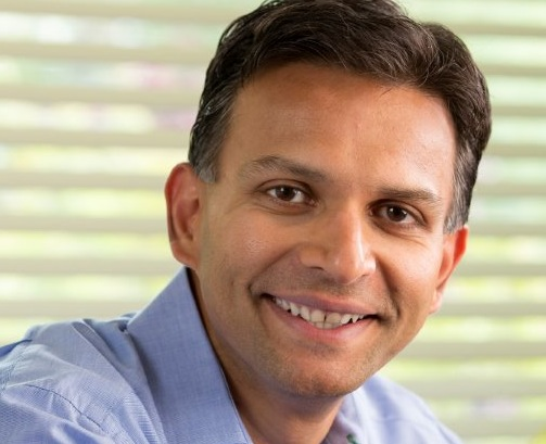 Ursheet Parikh, Mayfield Fund's newest partner