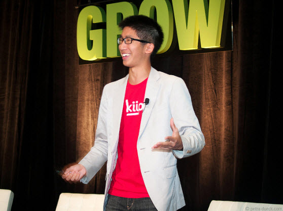 Brian Wong, CEO of Kiip